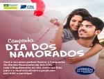 Você e seu amor podem ser as estrelas da campanha do Dia dos Namorados da ACIC/CDL!