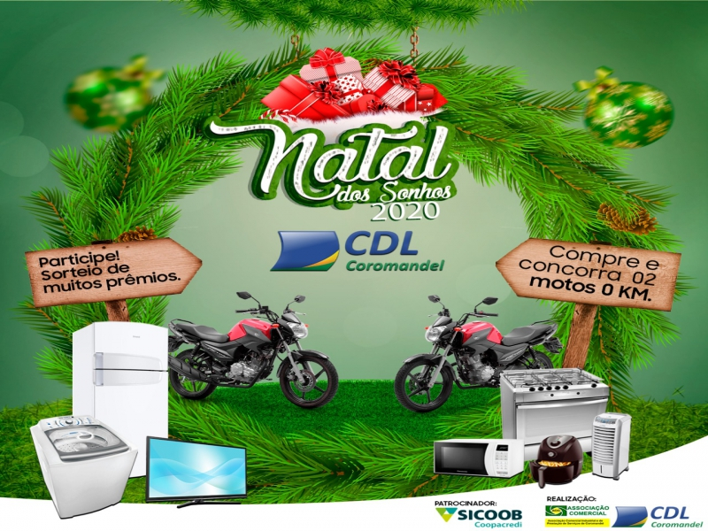 CAMPANHA NATAL DOS SONHOS 2020