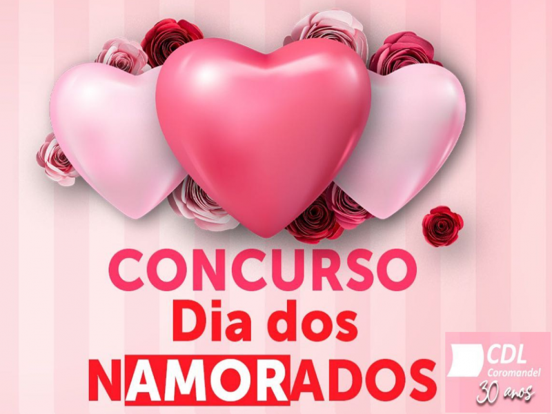 CONCURSO DIA DOS NAMORADOS